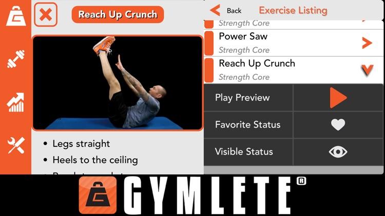 Gymlete screenshot-3