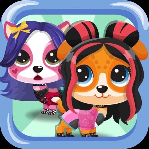My High Pony Dog Magic Creator :Free DressUp Games iOS App
