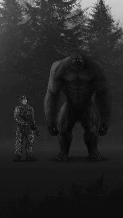 Bigfoot Eyewitness Radio screenshot one