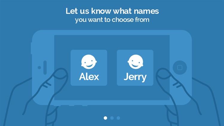Chooze - Baby Names