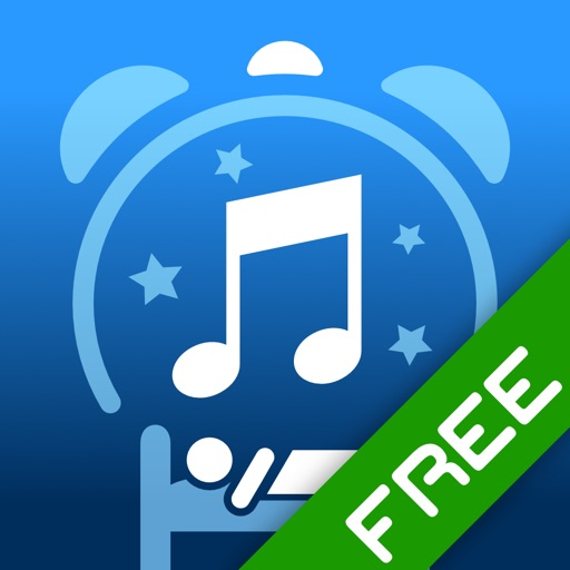 Sleepy Sounds Free: Smart Stop Playing icon