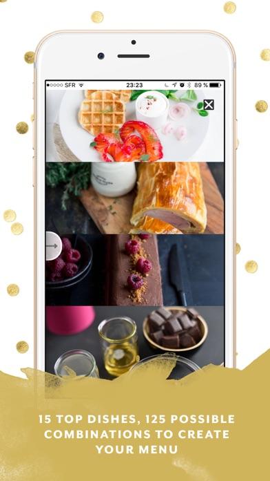 Et voilà ! Christmas food - menus, ideas & recipes screenshot two