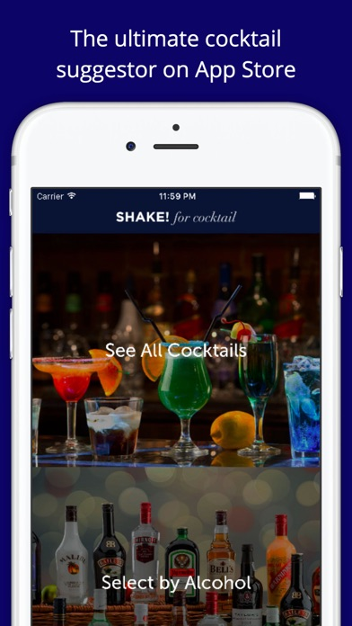 点击获取Shake for Cocktail- 120 Cocktail Suggestions with Recipes and Pictures