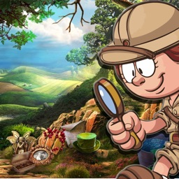 Place of Solitaire - Hidden Object
