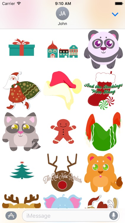 Mery Chirstmas Sticker screenshot-3