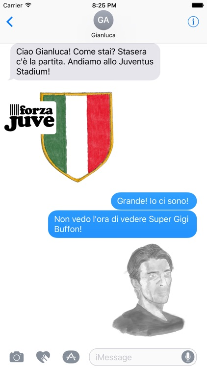 Juve Story Stickers screenshot-4