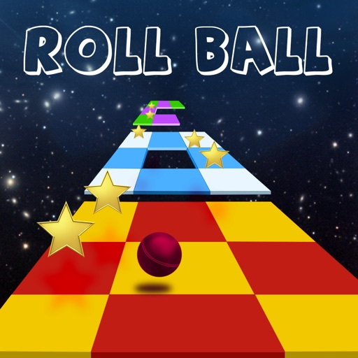 Roll The Ball In Space iOS App