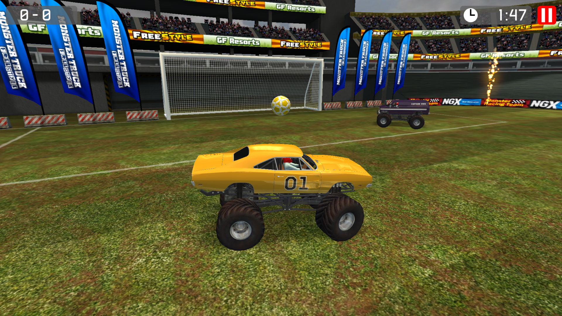 Monster Truck Soccer screenshot 14