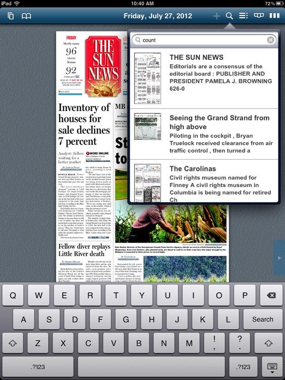 The Myrtle Beach Sun News