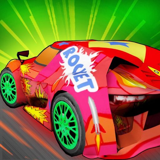 Xtreme Fantasy Rally - Drift Racing Game For Kids