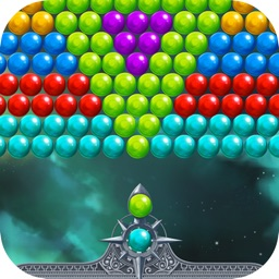 Bubble Shooter Rush