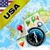 美国 (US) -离线地图和GPS导航仪