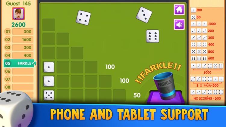 Farkle Free! screenshot-4