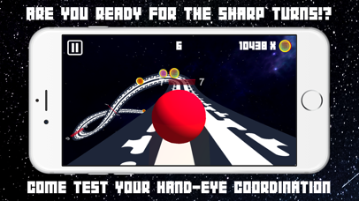 Screenshot from IMPOSSIBLE ROLLING ROAD