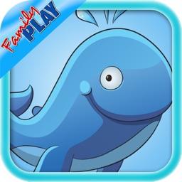 Underwater Jigsaw Puzzles - Animals Under the Sea