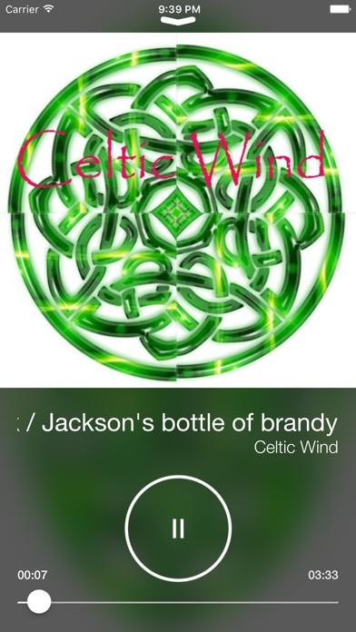 Irish Celtic Music & Scottish Folk Songs Pro screenshot three