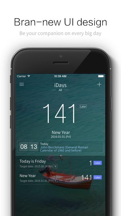 iDays Lite - Countdown to special days - Dreamdays