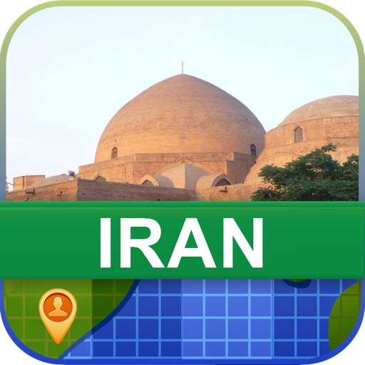 Offline Iran Map - World Offline Maps icon