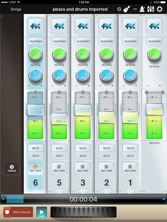 Screenshot #4 pour StudioTrack