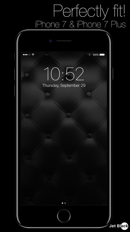 Jet Black Wallpapers For Jetblack By Enolon Apps