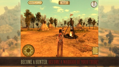 Evolution: Indian Hunter - Unlimited screenshot one