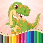 孩子着色书活动幼儿园游戏 icon