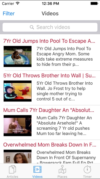 Supernanny Parenting screenshot-2