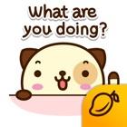 Pandadog - Mango Sticker icon