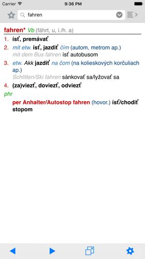 Slovnik nemecky slovensky online dating