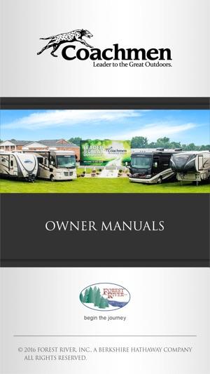 coachmen rv owner digital kit on the app store rh itunes apple com coachmen owners manuals 2004 5th wheel coachman camper owners manual
