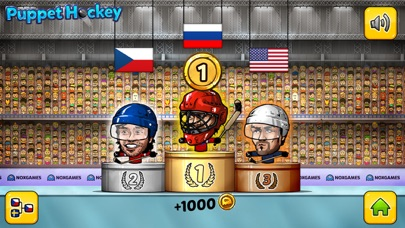 ... Screenshot  10 for Puppet Ice Hockey  Championship of the big head  nofeet Marionette slapshot e40c8a5db73dc