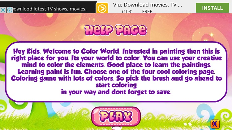 The Colors World