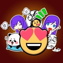 Dovemoji - Emoji Sticker Meme for Chat