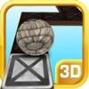 经典3D平衡球 - 测试你的反应能力