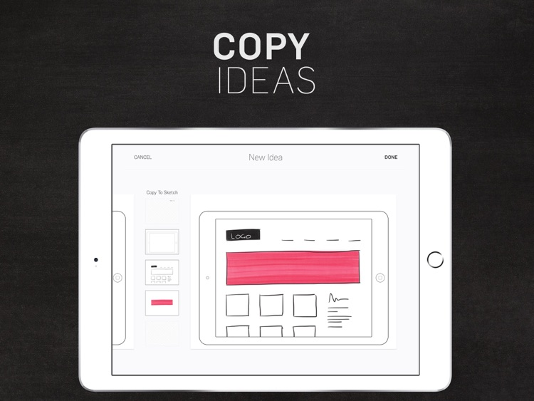 Forge - Brainstorm and organize your ideas screenshot-3