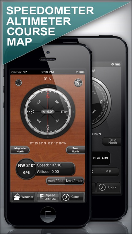 Compass 54 Pro screenshot-0