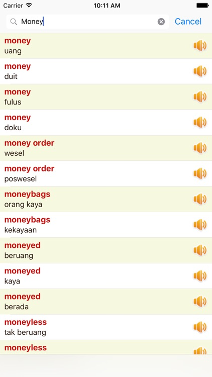 English Indonesian Dictionary Offline Free