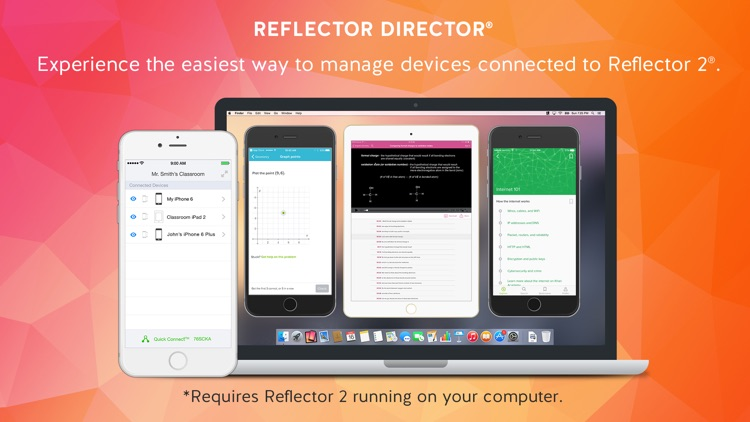 Reflector Director screenshot-0