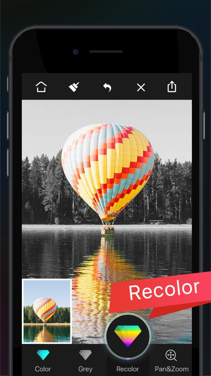 Color Lab Pro – Color Effects and Recolor Photos