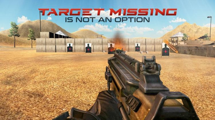Army Sniper Shooting Training screenshot-3