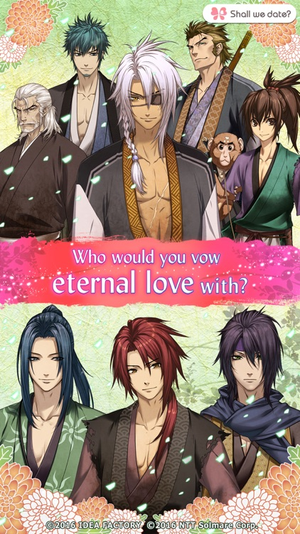 Eternal Vows / Shall we date?