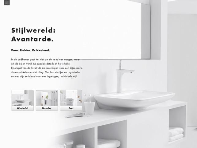 Hansgrohe Showroom in de App Store