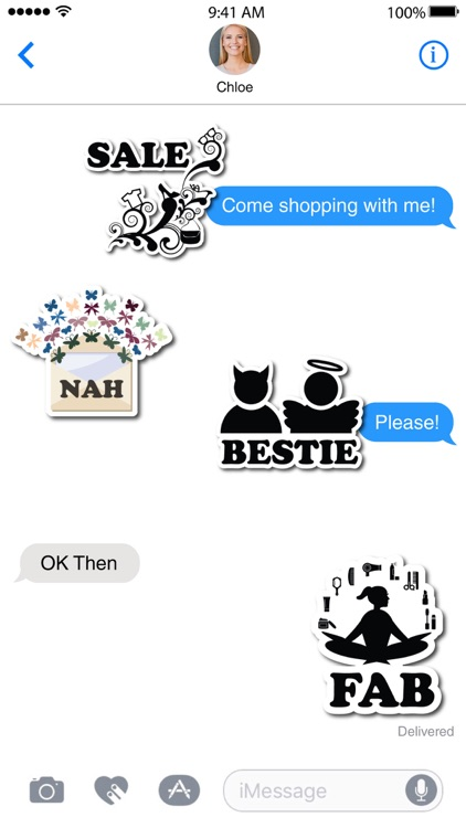 Fab Stickers screenshot-2