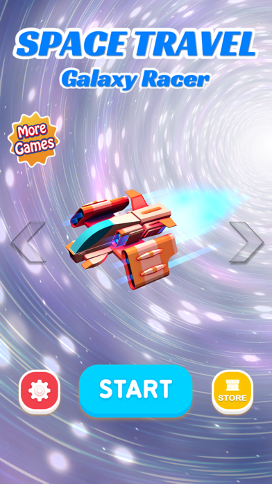 SPACE TRAVEL : Galaxy Racer 3D