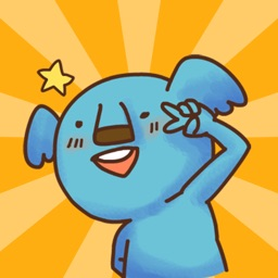 Nene & Nonko Stickers - Emoji TOKYO