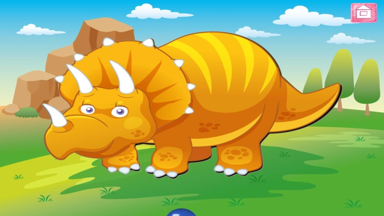 Dinopuzzle for kids and toddlers (Premium) screenshot-3
