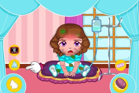 Bella's hospital care game - náhled