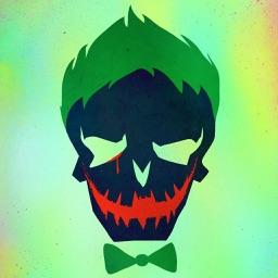 Superhero Villain Wallpaper for Suicide Squad