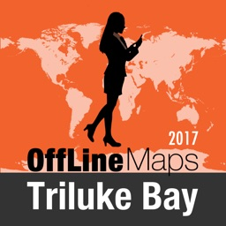 Triluke Bay Offline Map and Travel Trip Guide