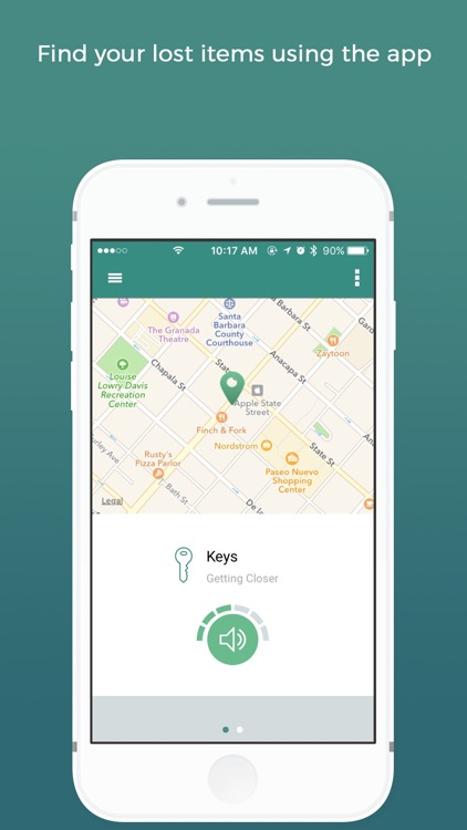 TrackR - Find Lost Keys, Wallets, Pets and Phones